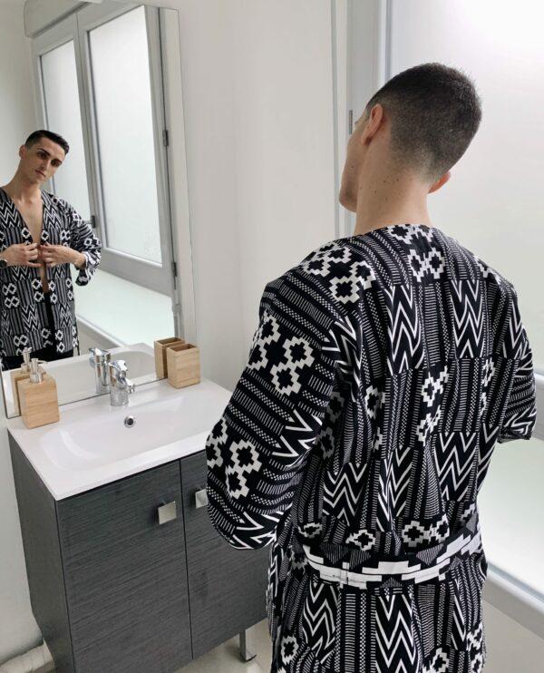 kimono massivi design